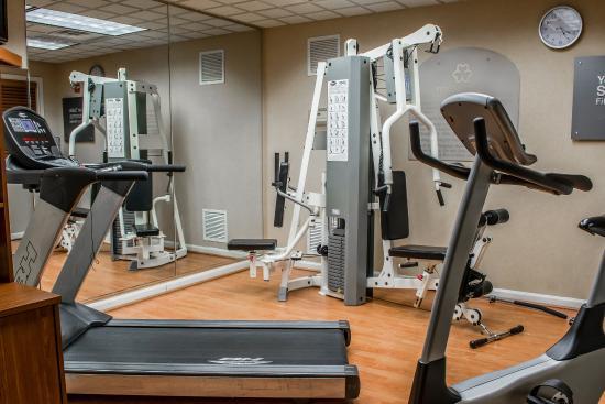 Comfort Suites Leesburg: VAFITNESSCopy