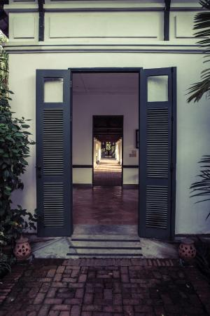 The Grand Luang Prabang Hotel & Resort : les grandes galleries