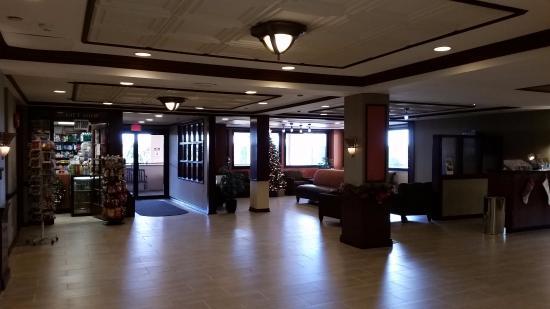 Wyndham Garden Hotel Newark Airport: lobby