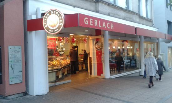 Cafe Backstube Guter Gerlach