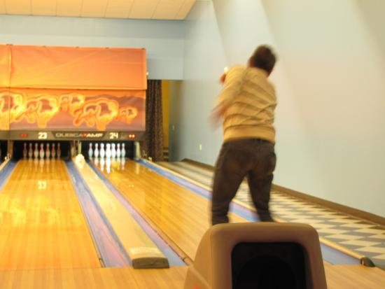 Ignacio, CO: Bowling Alley