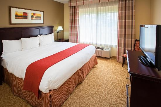 Cookeville, Теннесси: Guest room