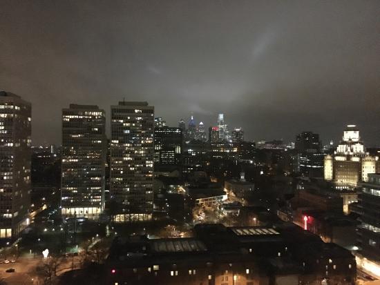Hilton Philadelphia at Penn's Landing: view