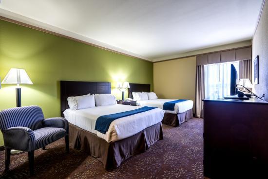 Silver City, Nuevo Mexico: Queen Bed Guest Room