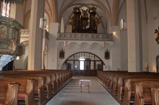 Kostel svateho Jakuba