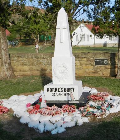 Rorke's Drift : British monument
