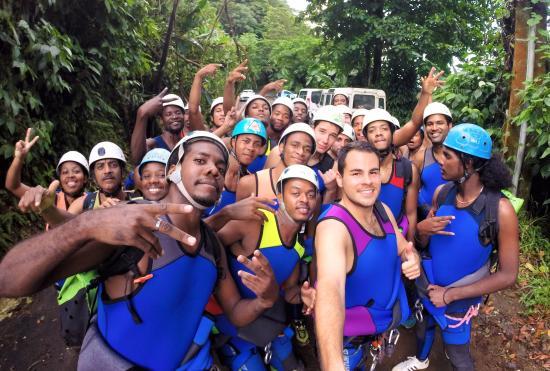 Saint-Claude, Guadeloupe: Team Ingé