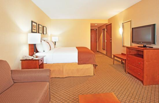 Holiday Inn Battle Creek: King Extended