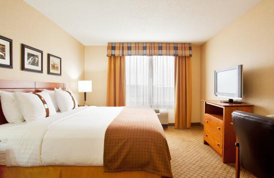 Holiday Inn Battle Creek: King Bed Guest Room