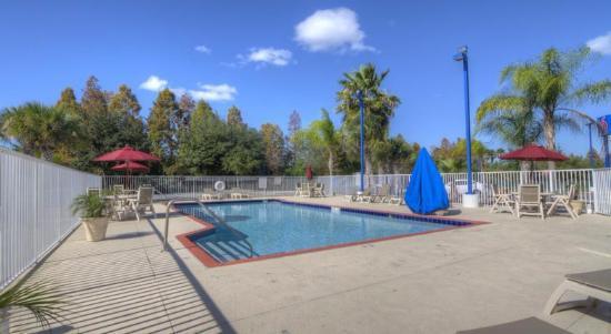 Motel 6 Orlando International Drive: Zona de piletas
