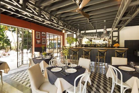 Pandora Restaurante y Bar