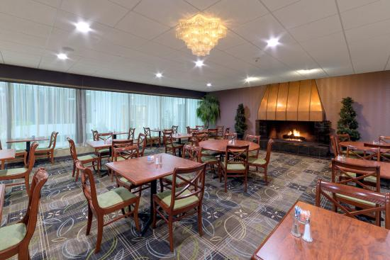 Holiday Inn Plattsburgh: Restaurant