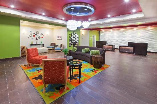 Pearsall, Τέξας: Lobby view