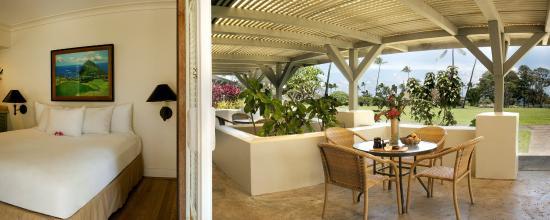 Travaasa Hana, Maui: Garden Junior Suite