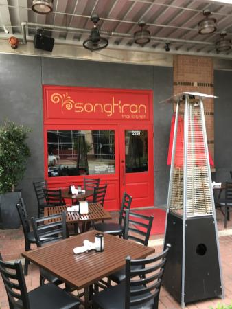 Songkran delivers authentic Thai food. Thai food doesn\'t have to ...