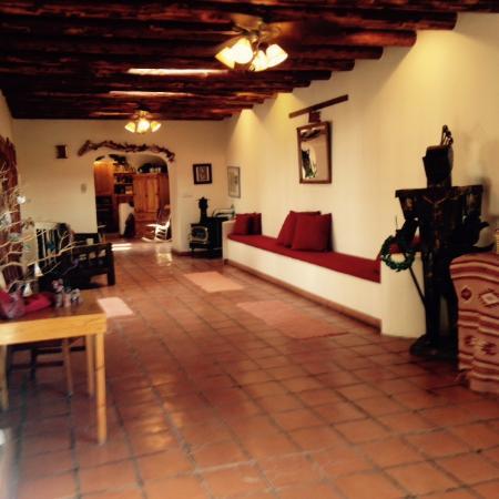 Algodones, Nuevo Mexico: entry way