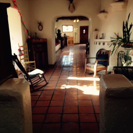 Algodones, Nuevo Mexico: common area