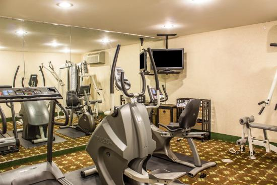 Sleep Inn Raleigh / Durham Airport: Fitness