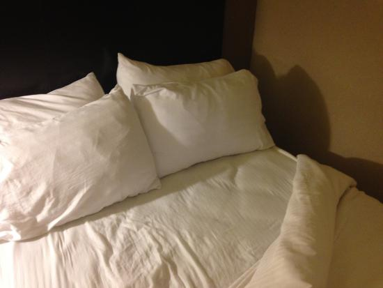 Holiday Inn Executive Center - Columbia : full size bed