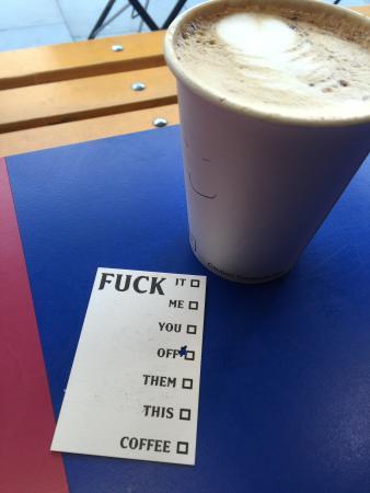 Bermondsey Street Coffee Photo