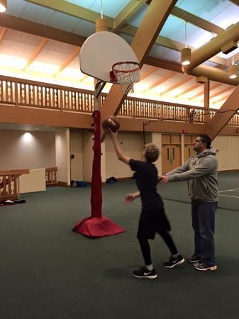Brainerd, MN: Basketball