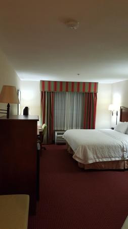 Hampton Inn Hadley-Amherst : Another Interior View