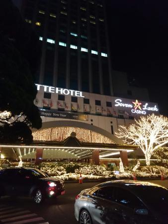 seven luck casino busan lotte