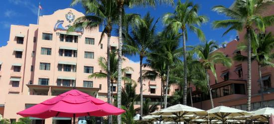 The Royal Hawaiian, a Luxury Collection Resort: beautiful hotel