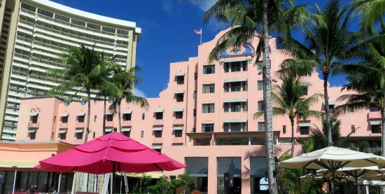 The Royal Hawaiian, a Luxury Collection Resort: beautiful