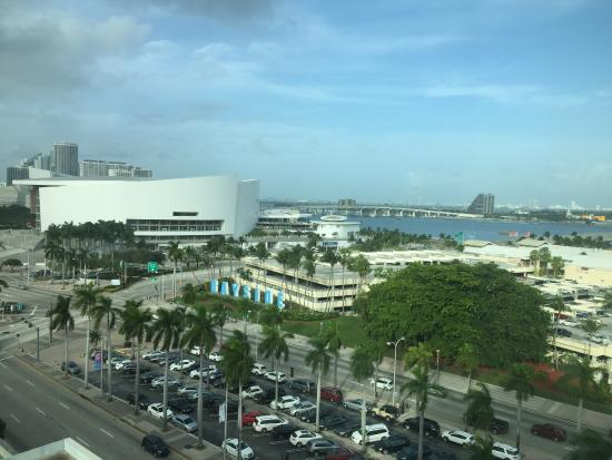 Holiday Inn Port of Miami Downtown: view from #1016