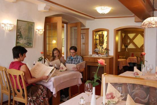 Wemding, Alemania: Restaurant View