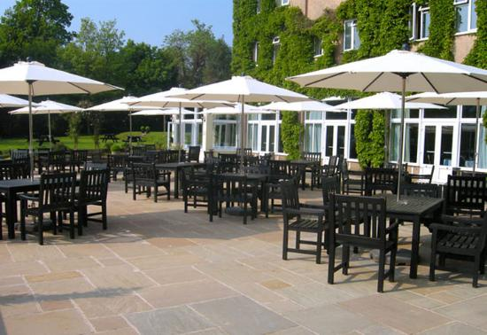 The Chase Hotel: Garden Terrace