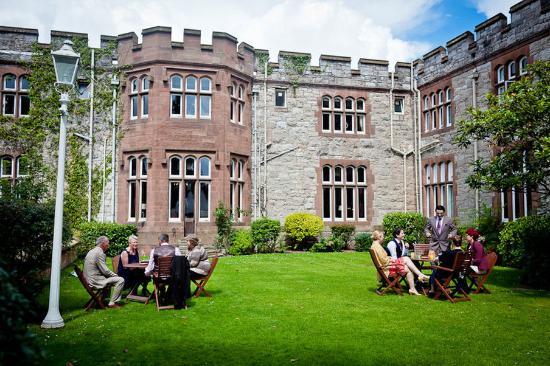 Ruthin Castle Hotel: Exterior