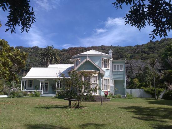 Wenderholm Regional Park: Couldrey House