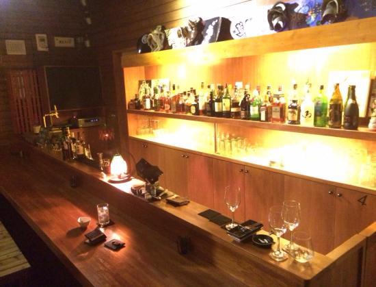 Bar for 4