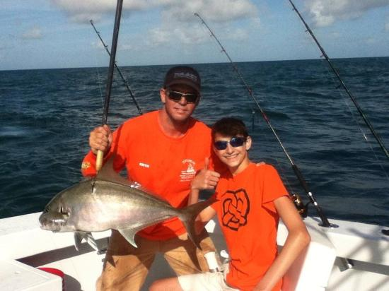 Picture of therapy iv deep sea fishing for Deep sea fishing miami fl
