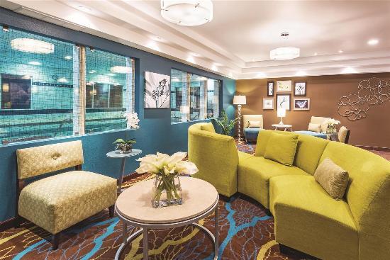 La Quinta Inn & Suites Boise Towne Square : Lobby view