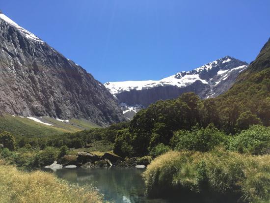 Queenstown, New Zealand: Ride to Milford Sound