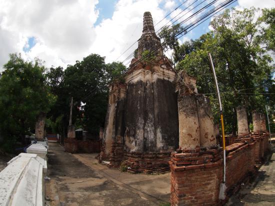 Tha Wung, Ταϊλάνδη: วัดไลย์