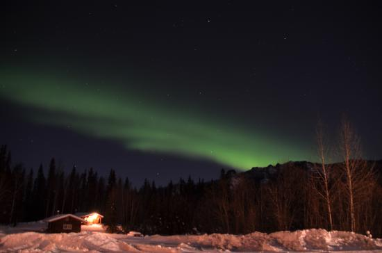 Northern Lights, Angel Creek Lodge