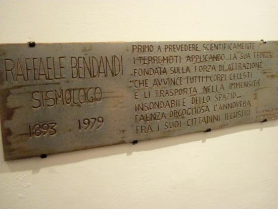 Museo-Casa Bendandi