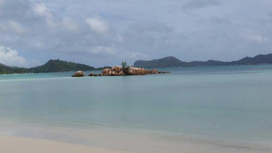 L'Hirondelle: Spiaggia di côte d'or