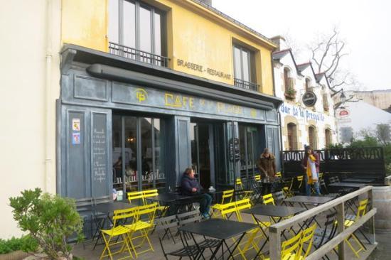 St. Gildas de Rhuys, ฝรั่งเศส: exterior