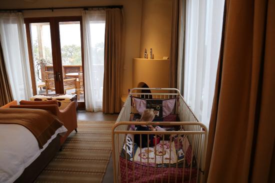 Four Seasons Resort Rancho Encantado Santa Fe: Crib