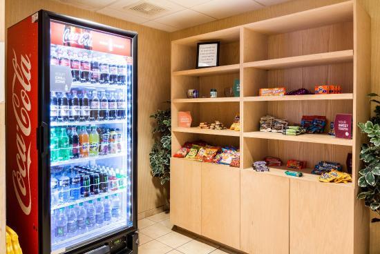 Comfort Suites Nacogdoches: Market Place