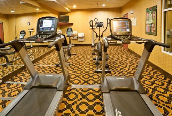 Denison, TX: Fitness Center