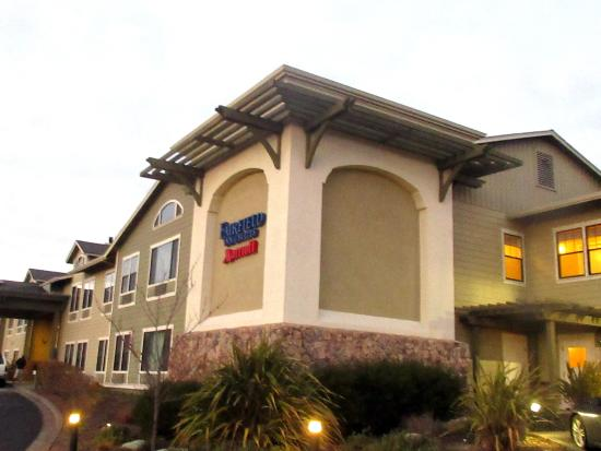 Fairfield Inn & Suites Santa Rosa Sebastopol: Fairfield Inn & Suites, Santa Rosa, Sebastopol, CA