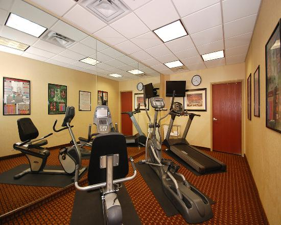 Upper Marlboro, MD: Fitness center