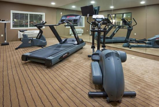 Devils Lake, ND: Fitness Center