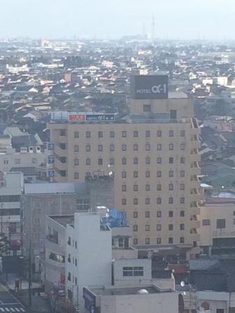 Hotel Alpha-1 Takaoka